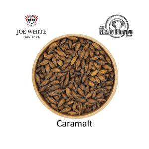 Joe White Caramalt