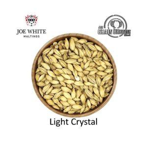Joe White Light Crystal Malt