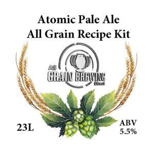 Atomic Pale Ale All Grain Recipe Kit