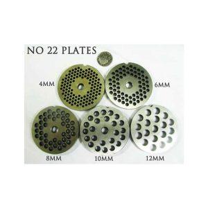 Mincer Plate