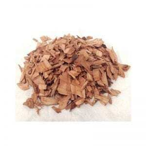 Mesquite Wood Chips 500g