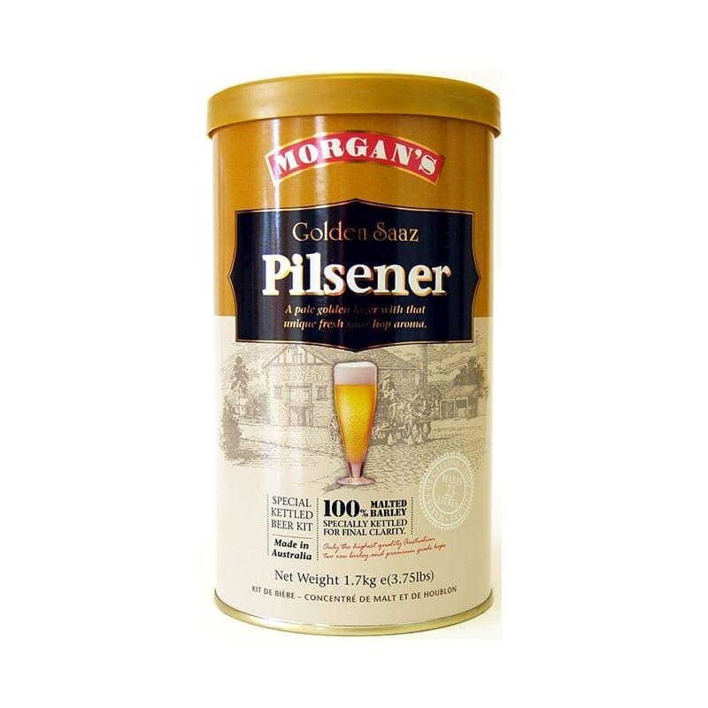 Morgans Premium Saaz Pilsener