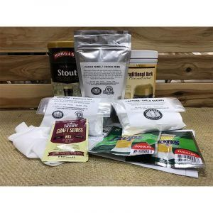 Chocolate Milk Stout Recipe Kit