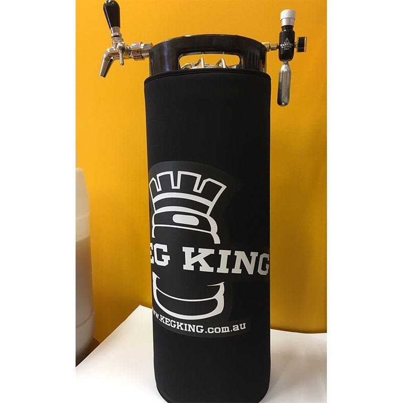 19L Premium Party Keg Package with SS Flow Control Intertap