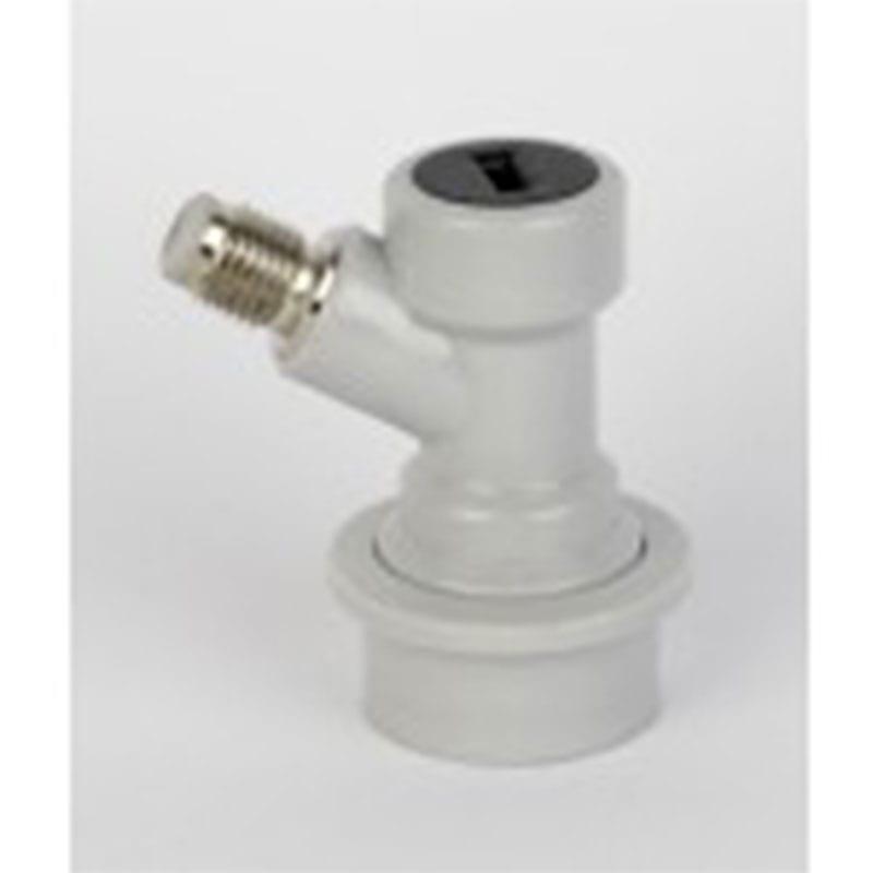 Ball Lock Keg Disconnect - Gas - MFL Fitting