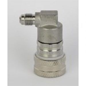 SS/ Ball Lock Keg Disconnect - Gas - MFL Fitting
