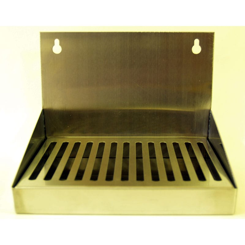 Drip Tray Door Mounted - Stainless Steel - 30cm Wide