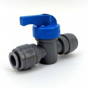 Duotight Ball Valve - Push In 8mm O/D