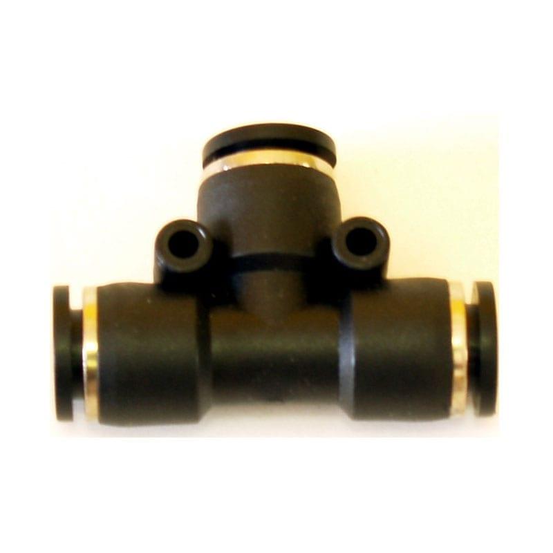 JG 8mm O/D Push In Tee Piece