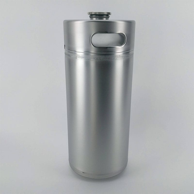 Stainless Steel Mini Keg - 4L