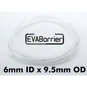 EVA Barrier 6mm ID x 9.5mm OD Double Wall EVA Beer / Gas Line