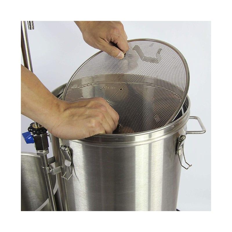 BrewZilla 35L - Gen 3.1.1 - Single Vessel All Grain Brewery 1