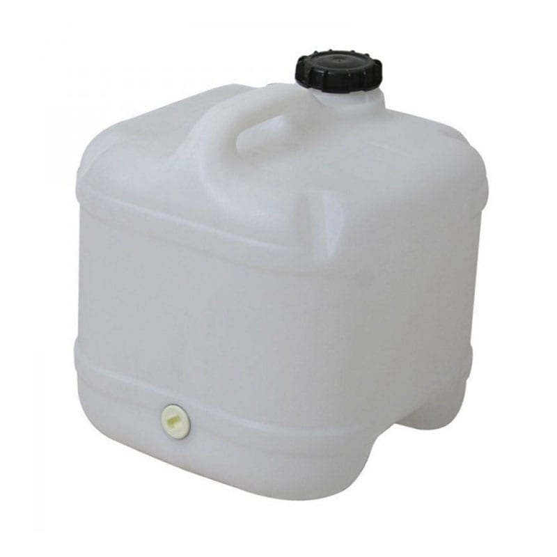 15L HDPE Container - Hot Cube / Wort Storage / Stripping Runs