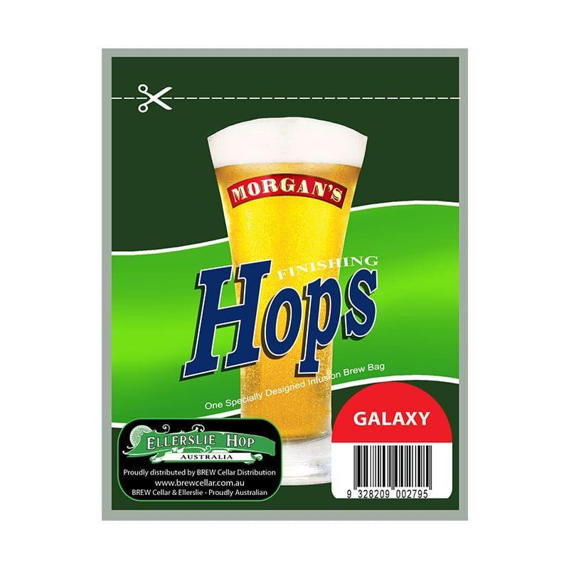 Galaxy Finishing Hops - Morgans