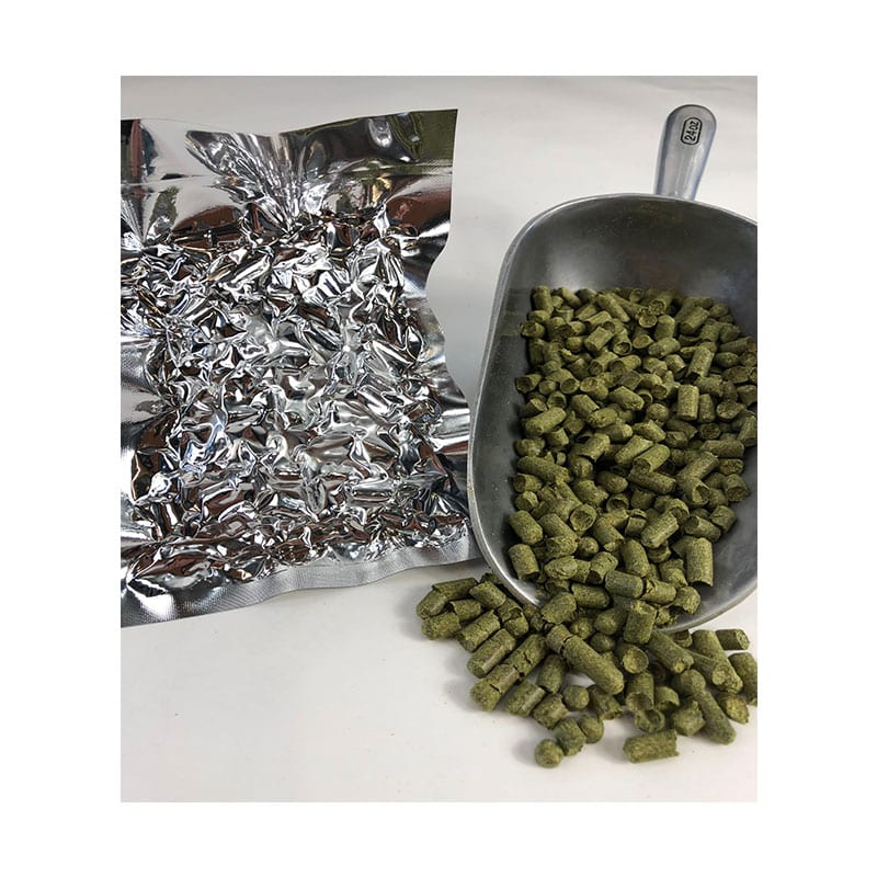 Pride of Ringwood Pelleted Hops - 100g