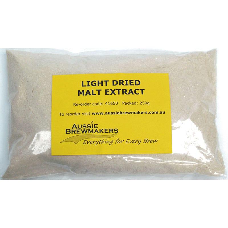 Light Dried Malt Extract 250g