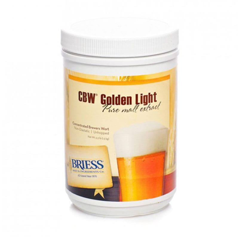Briess CBW Golden Light Liquid Malt Extract