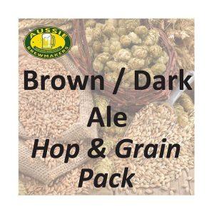 Brown / Dark Ale Hop & Grain Pack
