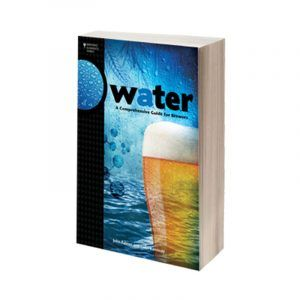 Water Book - A Comprehensive Guide for Brewers