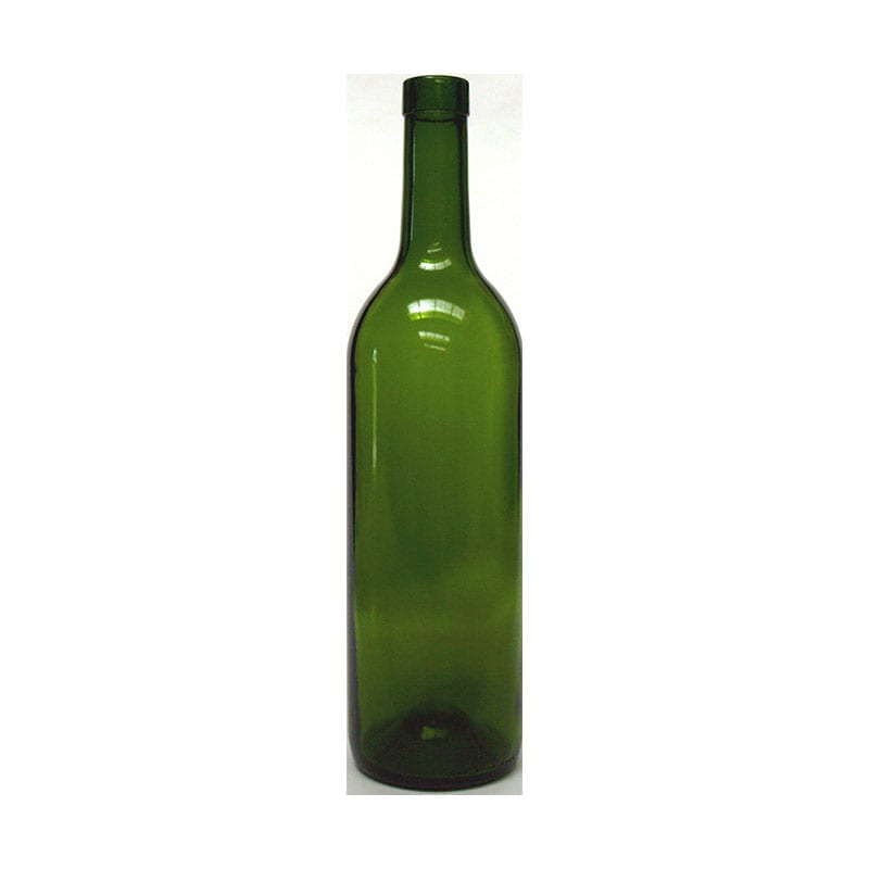 Bottle - Wine - Green 750ml - Box of 12