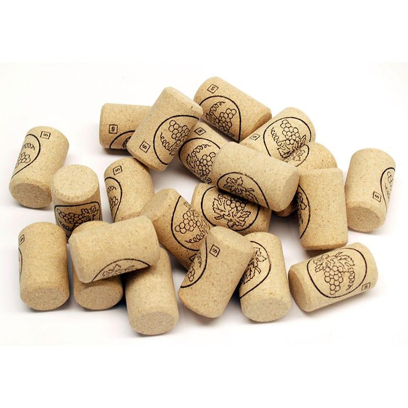 Corks Wine Agglomerate (100)