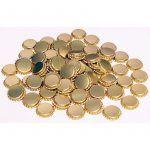 Crown Seals Gold - Beer - 1000 Pack