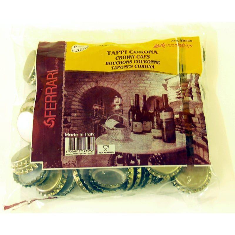 Crown Seals - Champagne (100)