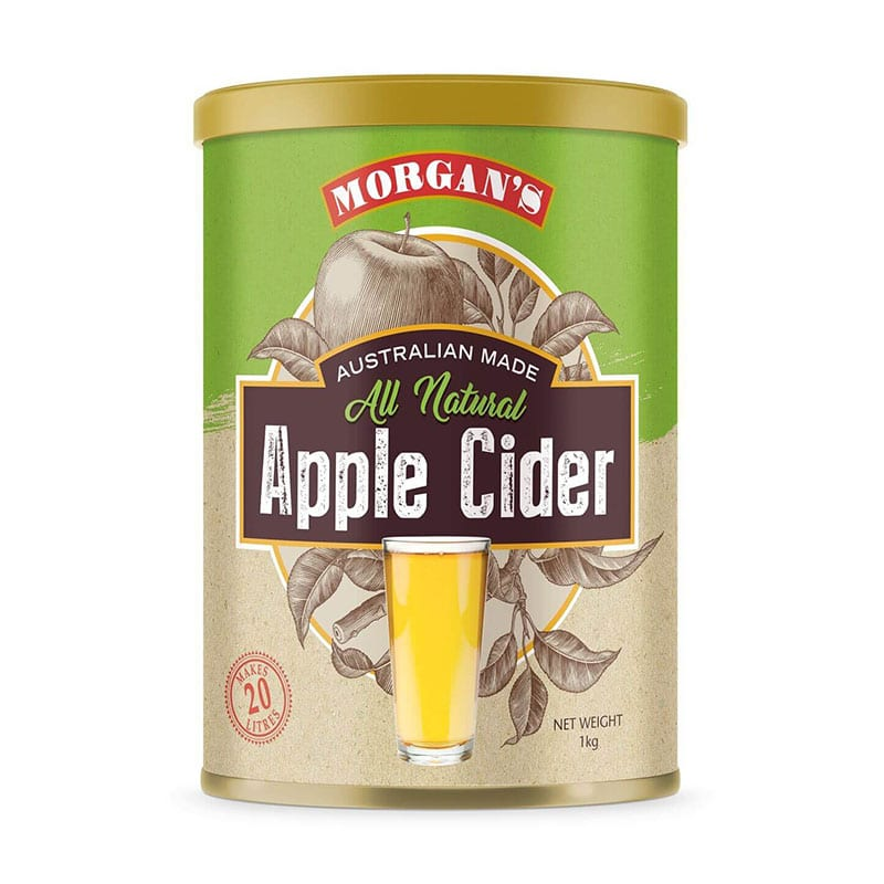 Morgans Apple Cider - 1kg