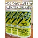 Colony West Ginger Beer