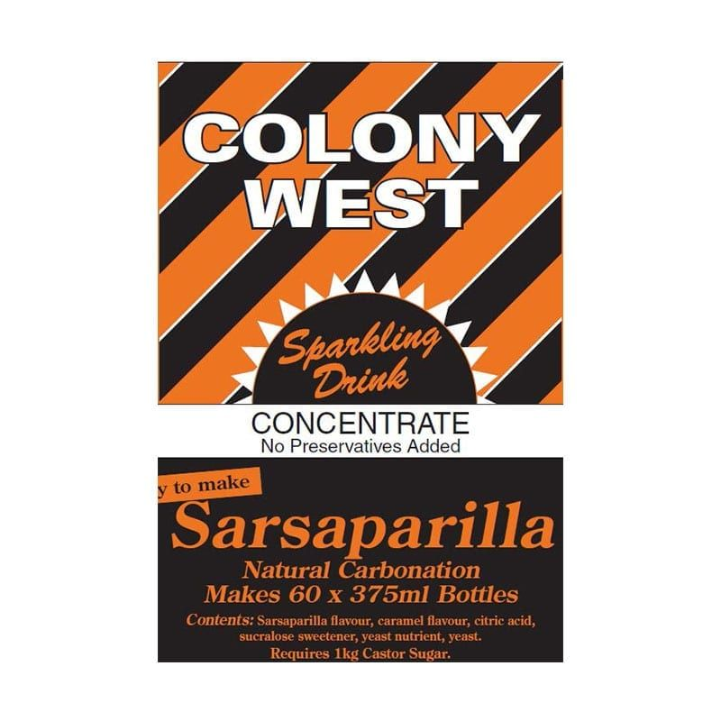 Colony West Sarsparilla