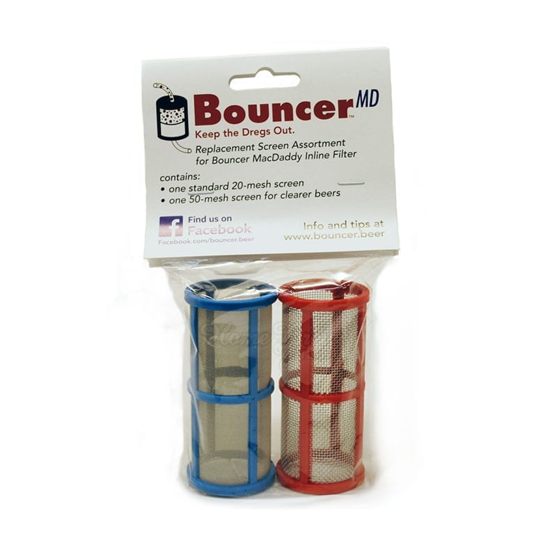 Replacement Screen - Mac Daddy Bouncer Filter
