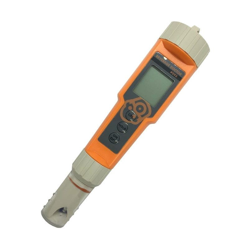 Berverage Doctor - Pen Style Digital pH Meter