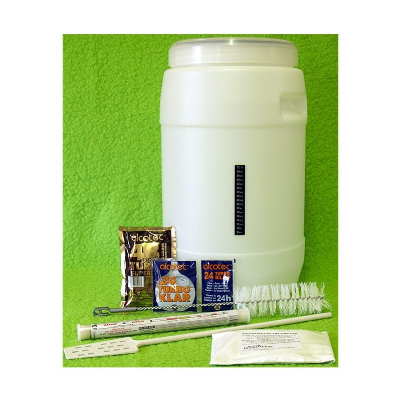 Spirit Wash - Fermenter Kit - FREE FREIGHT Australia Wide