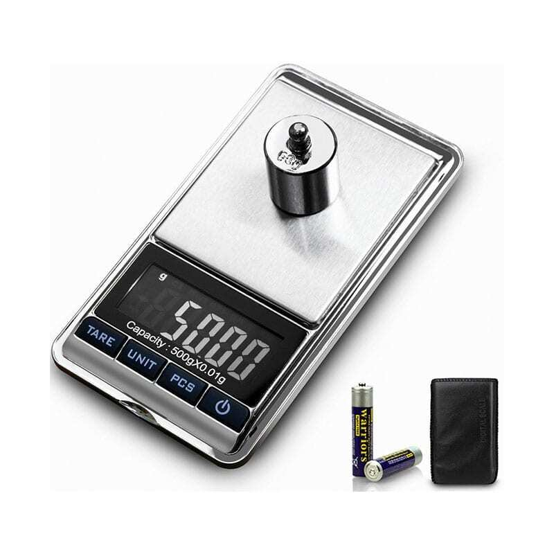 Electronic Hop Scale - 500g / 0.01g