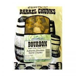 Essencia Bourbon Chunks 500g