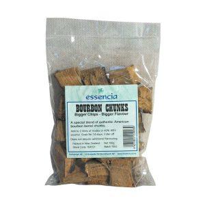 Essencia Bourbon Chunks 100g
