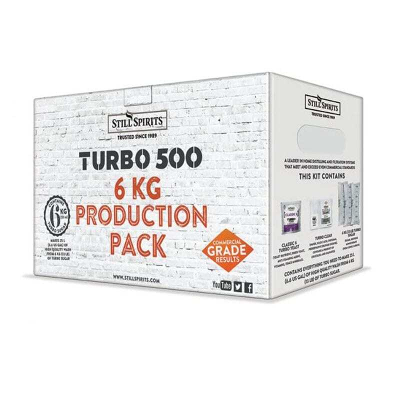 Production Pack Classic 6Kg