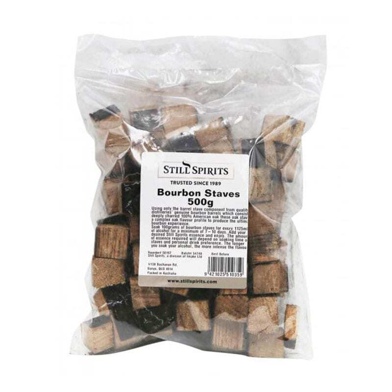 Still Spirits Bourbon Staves 500g