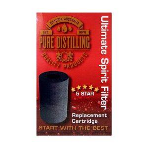 Pure Distilling Carbon Cartridge