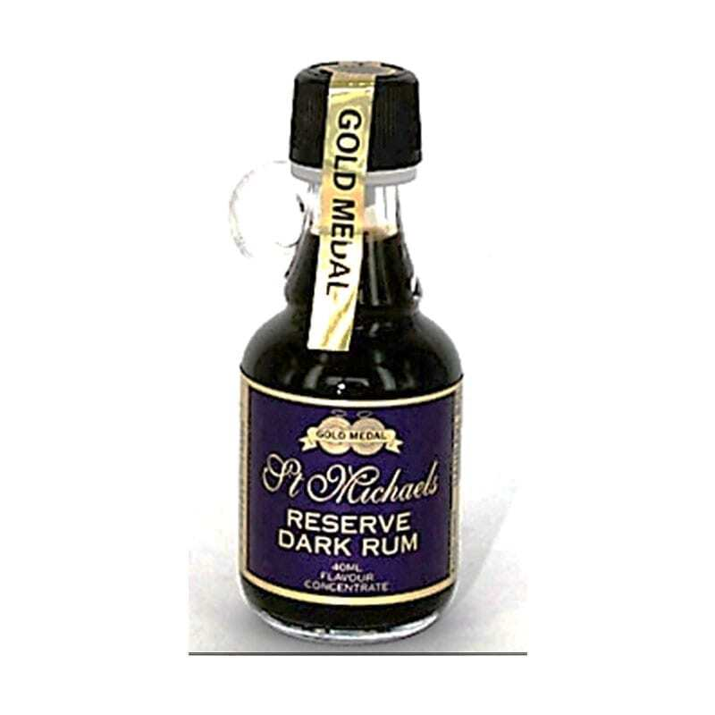 Gold Medal - St Michaels Reserve Dark Rum