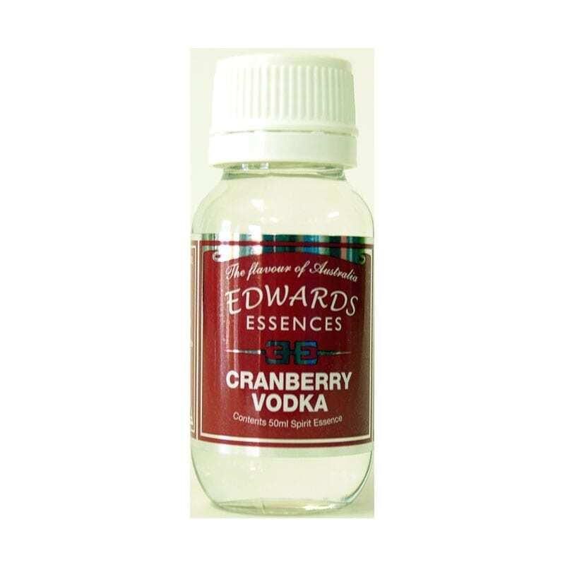 Edwards Essences - Vodka Cranberry