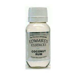 Edwards Essences - Coconut Rum