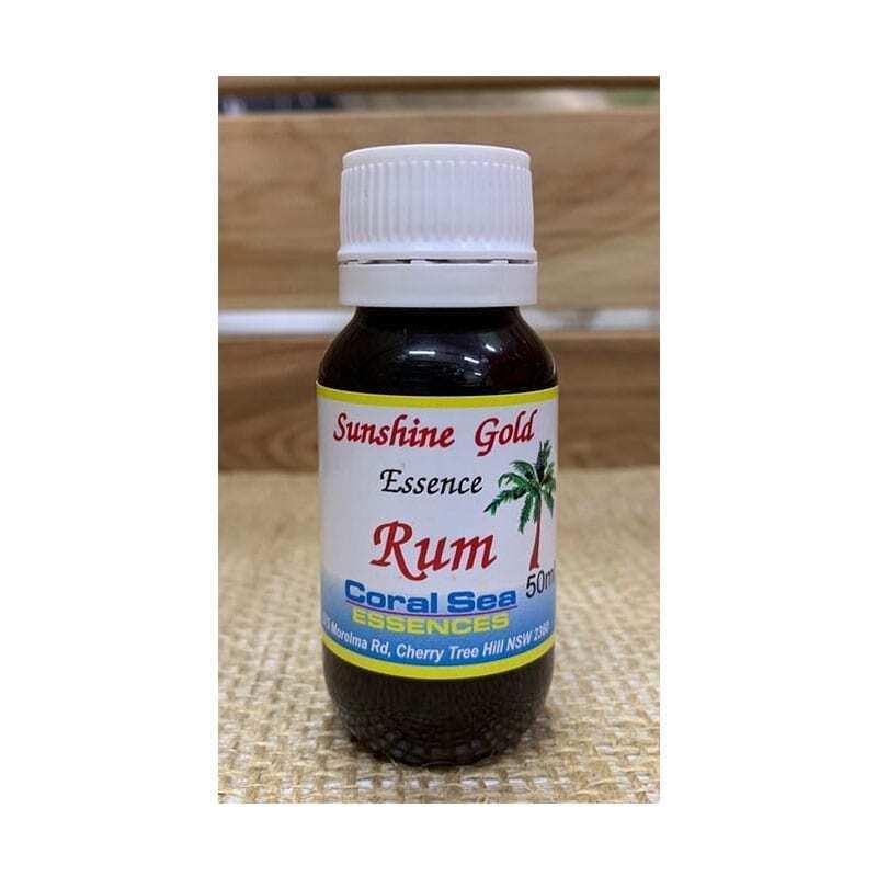 Coral Sea Sunshine Gold Rum Essence