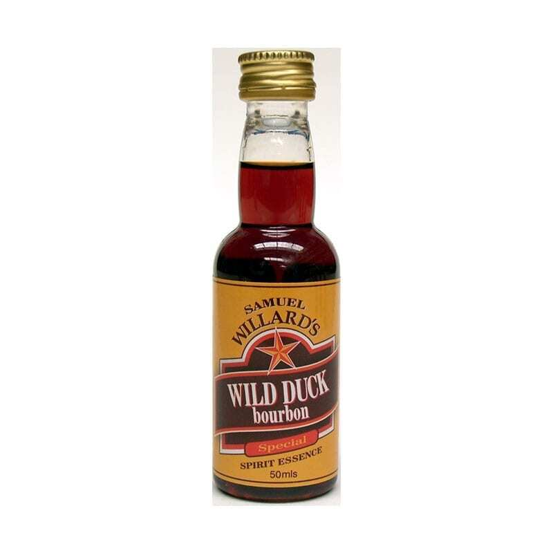 Samuel Willards Gold Star Wild Duck Bourbon
