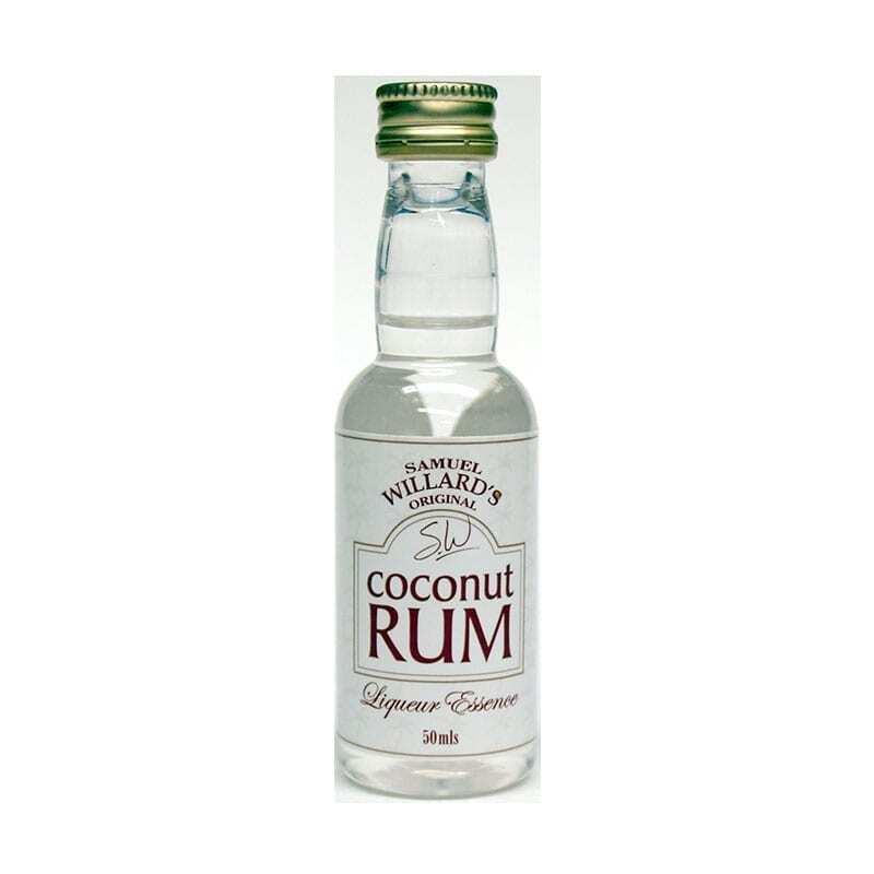Samuel Willards Willards Coconut Rum