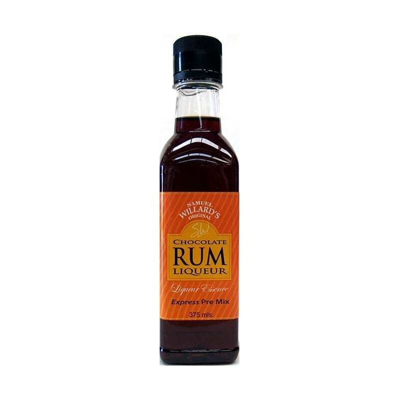Samuel Willards Premix - Chocolate Rum