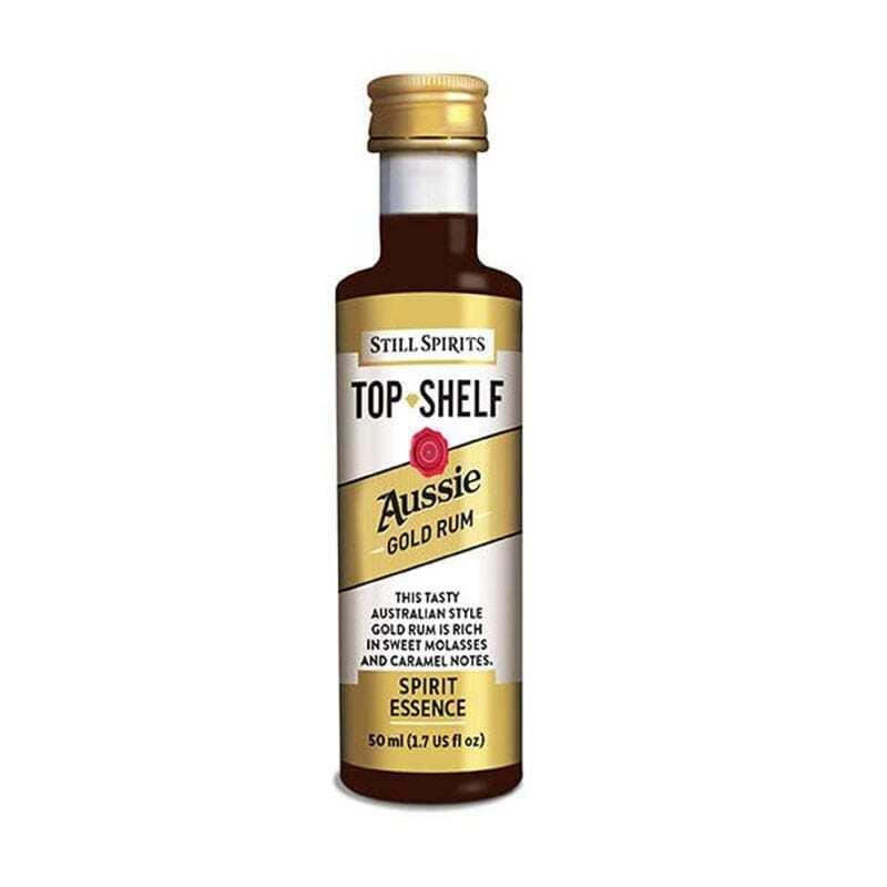 Top Shelf - Aussie Gold Rum