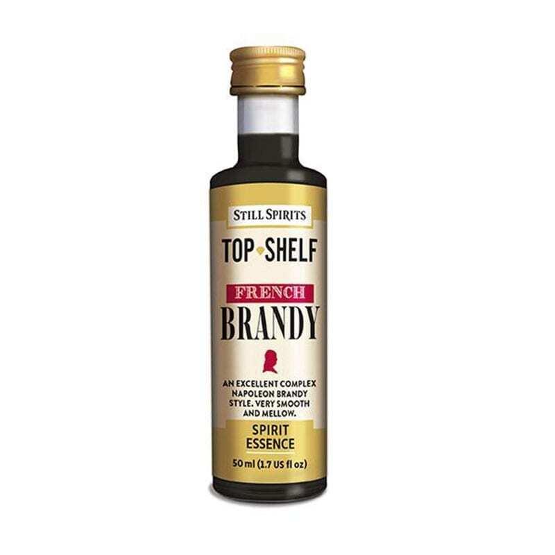 Top Shelf - French Brandy