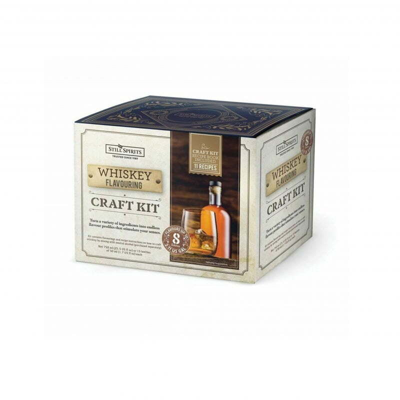 Still Spirits - Whiskey Flavouring Profile Kit