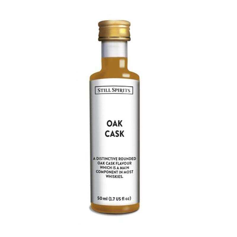 Top Shelf - Oak Cask